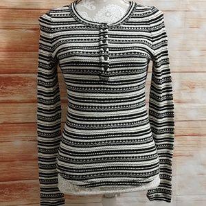 Lucky Brand lightweight sweater. Size S
